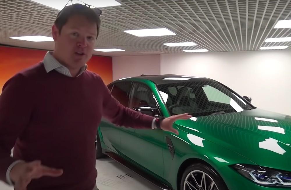 Shmee u svoju kolekciju automobila pridodao još jedan atraktivan model