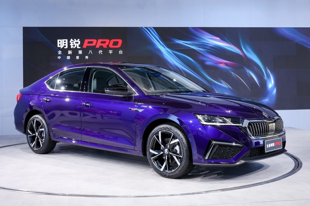 Škoda Octavia Pro, češki bestseller spreman za kinesko tržište