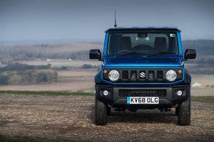 Kraj za Suzuki Jimny na EU tržištu?