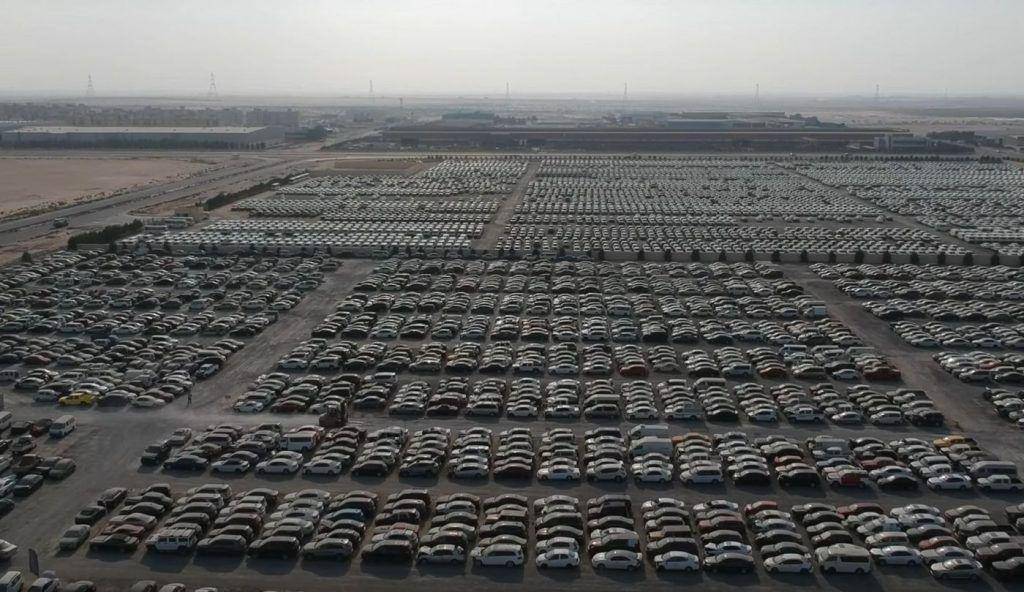 Dubai ima najvrijedniji deponij vozila, Supercar Blondie potvrdila!