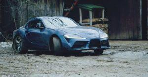 Toyota Supra u suludoj vožnji šumom, ima li ovaj vozač srca i razuma?
