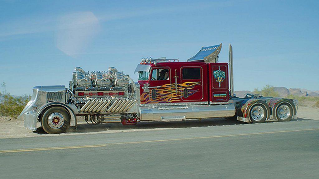Thor24 - čudesni kamion i novi kralj truck show susreta ima čak 3974 KS!