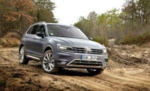 Volkswagen Tiguan je postao najuspješniji model u koncernu i najprodavaniji SUV u Europi