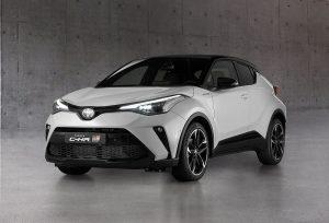 Toyota C-HR GR Sport, sportski paket za hibridni dijamant