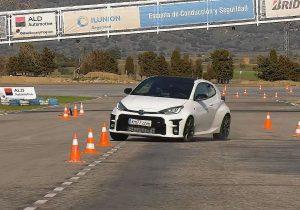 Toyota GR Yaris na testu izbjegavanja sjevernog jelena, potvrda vozačkog talenta?