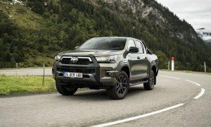 Osvježena Toyota Hilux, pick-up ikona stiže početkom 2021. u Hrvatsku