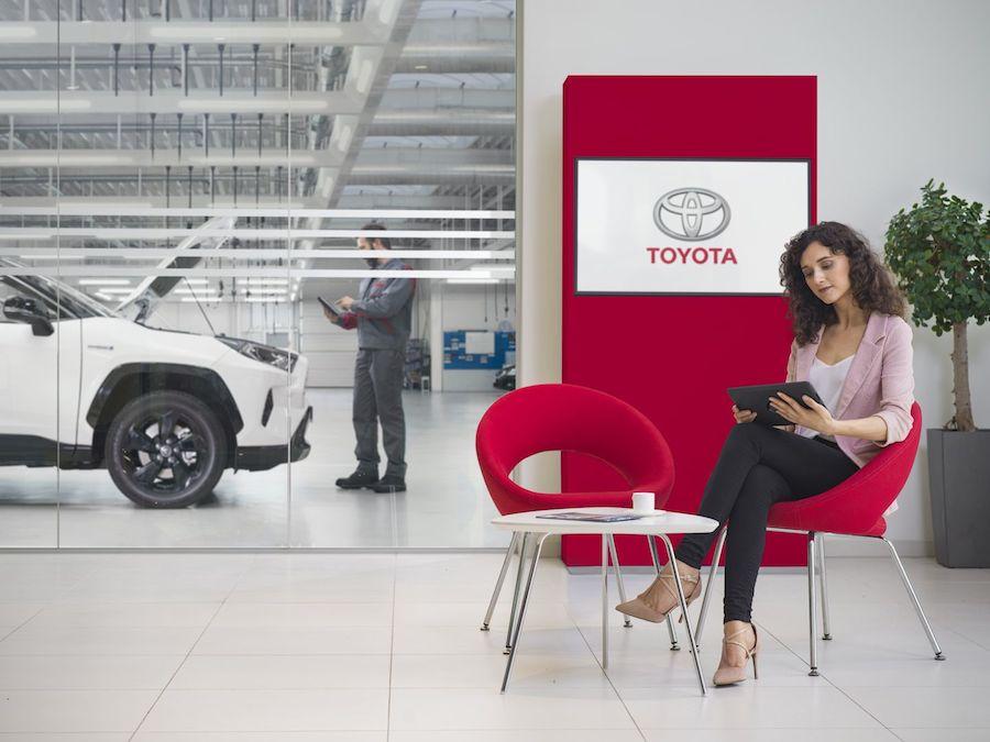 Toyota od sad nudi mogućnost 10 godina jamstva na sva vozila