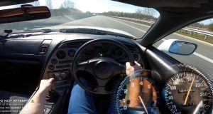 Kultna Toyota Supra u raketnom izdanju, pogledajte kako 1239 KS lome Autobahn!
