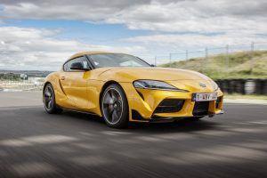 Toyota Supra GR osvojila prestižni 'Zlatni volan'