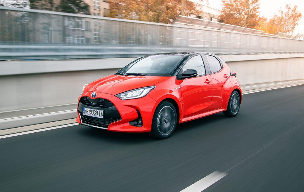 Nova Toyota Yaris osvaja izgledom, dizajn potpisuje naš čovjek - Mario Majdnadžić