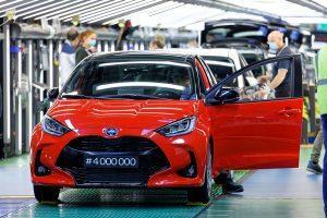 Toyota Yaris stigla do brojke od 4 milijuna proizvednih primjeraka