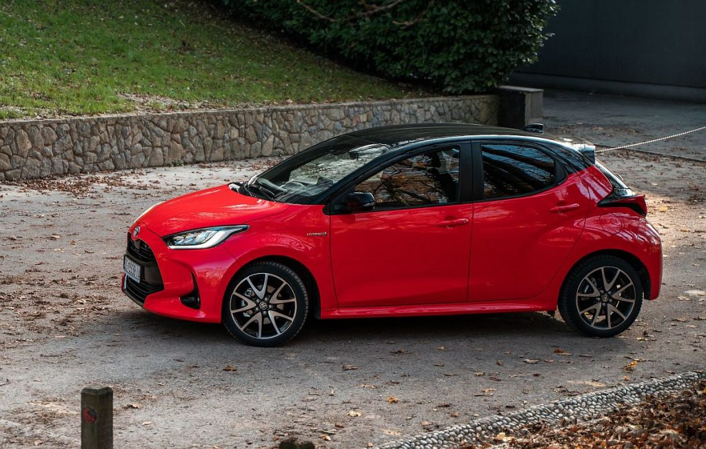 Toyota Yaris dobila najveću pohvalu, postala Europski automobil godine 2021.