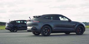 Može li novi Aston Martin DBX omesti Lamborghini Urus?