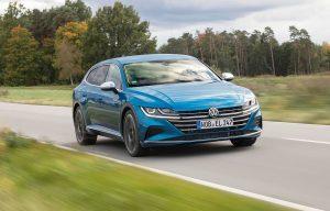 Volkswagen Arteon i Arteon Shooting Brake, 'novi' ljepotani iz Wolfsburga stigli u Hrvatsku