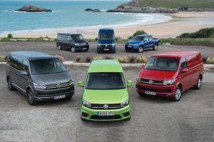 Volkswagen program gospodarski vozila rekordno kroz 2019.