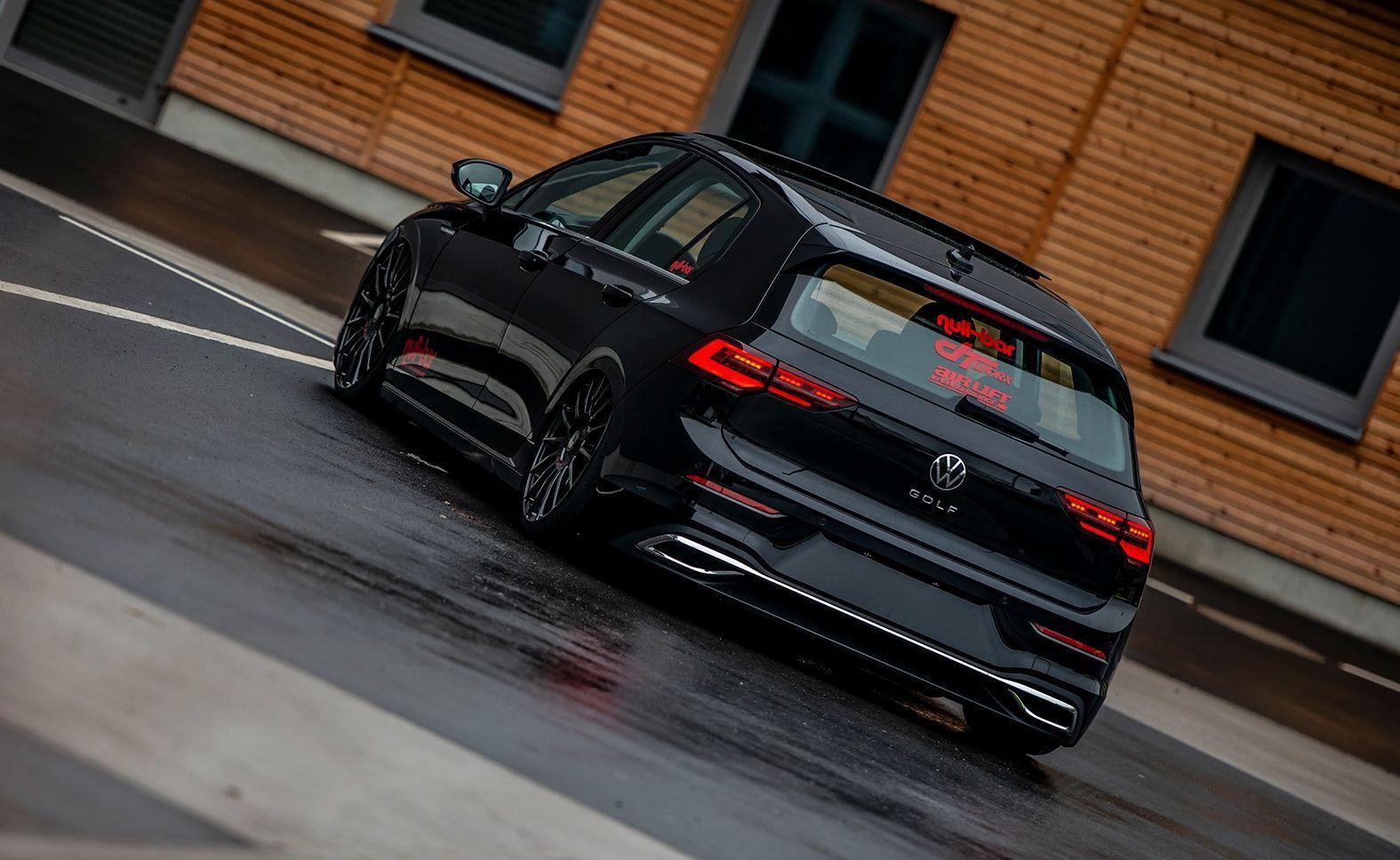 Dugo je trebalo, Volkswagen Golf 8 u rukama tuning kuće izgleda savršeno!