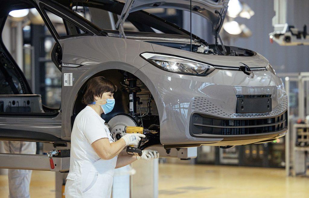 Volkswagen ID.3 sve traženiji, proizvodit će se od sada i u Dresdenu