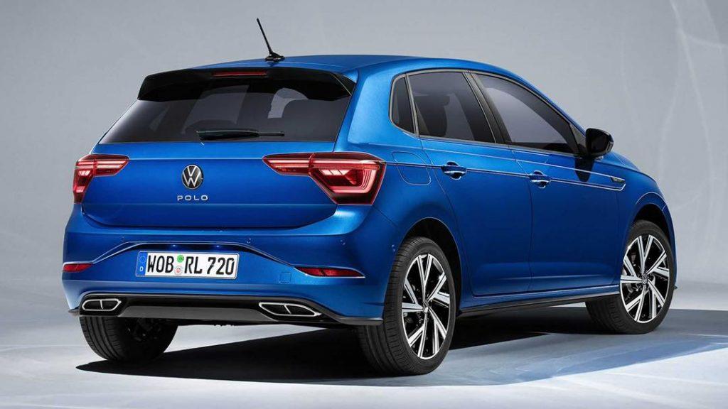 Volkswagen Polo (2021.), 'facelift' prema receptu Golfa 8