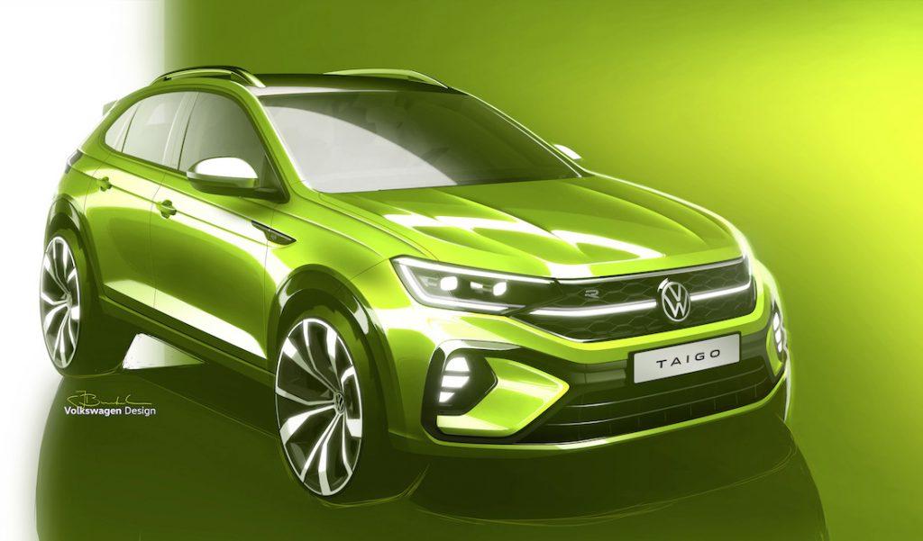 Volkswagen Taigo (2021.), još jedan sportski orijentiran SUV iz Wolfsburga