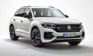 Volkswagen Touareg V8 Last Edition, posljednje zbogom snažnom V8 turbodizelašu