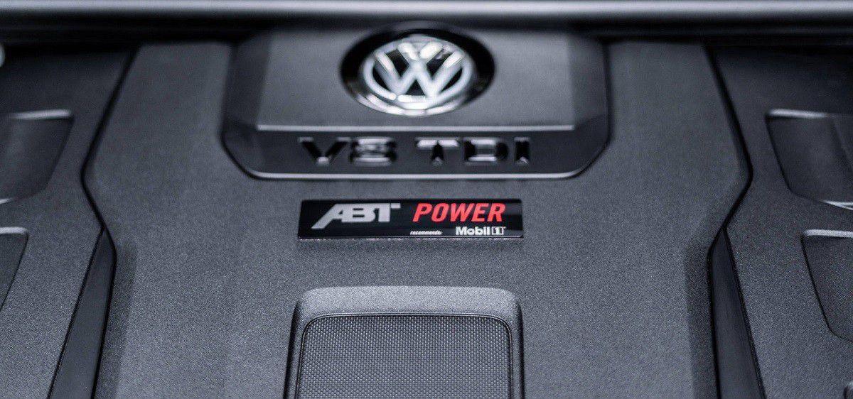 Volkswagen Touareg V8 TDI u ABT izdanju pršti od snage