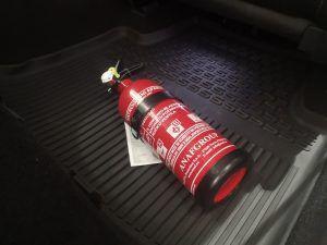 Vatrogasni aparat, kada i u kojim vozilima je obvezan dio opreme?