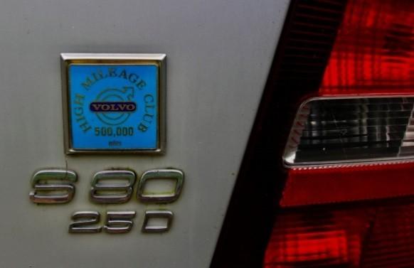 Volvo S80 apsolutni je rekorder u Velikoj Britaniji, prešao 1.150.000 km