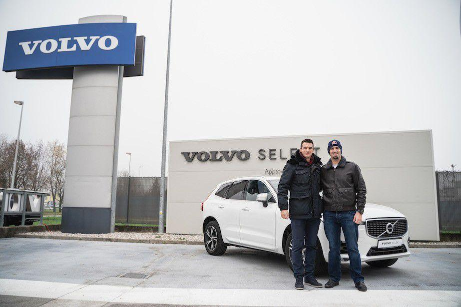 Volvo u sjajnom ozračju otkrio novu suradnju s GNK Dinamo Zagreb