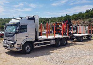 Šumar Volvo FMX isporučen za ličko poduzeće iz Brinja