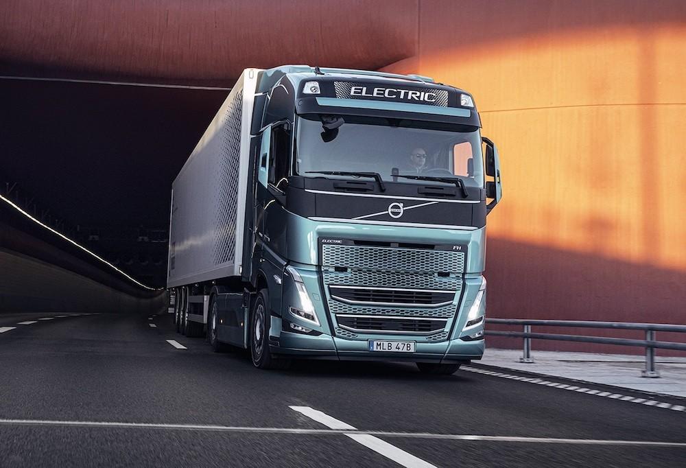 Volvo kamioni i prije od očekivanog dobivaju električnu narav