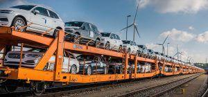Volvo na sve načine brine o smanjenju CO2, od sada nova vozila prevoze vlakovima