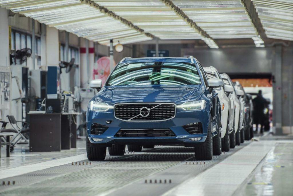 Volvo sve više živi 'zeleno', tvornica u Kini od sada radi s potpuno obnovljivom električnom energijom