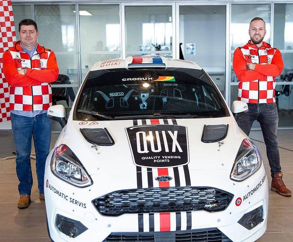 Hrvatska WRC premijera, Prodan i Raštegorac napadaju Monte Carlo