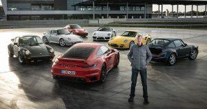 Porsche 911 Turbo, jučer, danas, sutra, pregled ikona kroz generacije