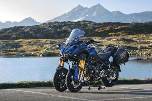 Yamaha Niken GT za još bolji osjećaj vožnje i dojam na cesti