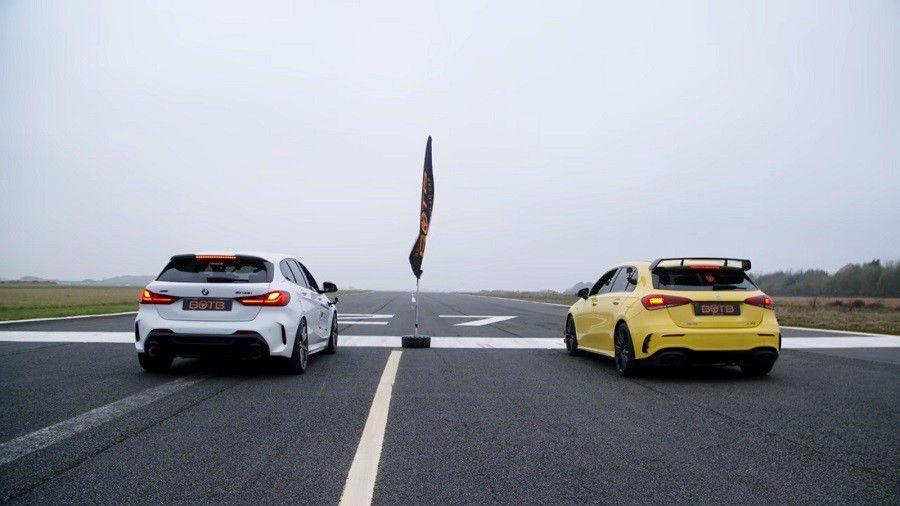 Hot-hatch bitka: BMW M135i vs Mercedes-AMG A35, primamo oklade!