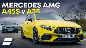 Mercedes-AMG A35 ili A45 S, snažnija inačica opravdava 15.000 eura veću cijenu?