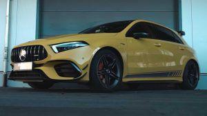 RaceChip ponudio paket podizanja snage za Mercedes-AMG A45S!