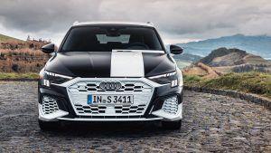 Novi Audi S3 pokazao svoje lice netom prije svjetske premijere!