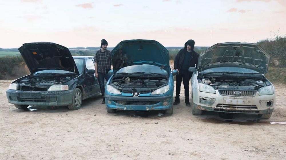 Što se dogodi kada automobil ostane bez ulja i rashladne tekućine?