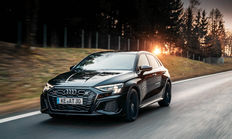 Audi S3 zahvaljujući ABT Sportsline tuning stručnjacima raspolaže sa 370 KS!