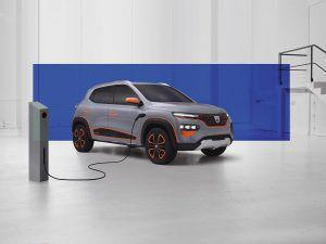 Dacia konceptnim modelom Spring Electric najavljuje svoj prvi električni automobil!