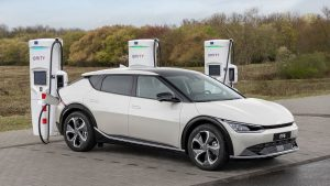 Kia EV6 uz Ionity punjače za još brže i jeftinije punjenje