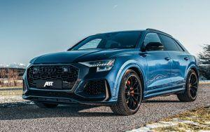 ABT Sportsline predstavio tuning za Audi RS Q8, impozantan SUV postao još jači!