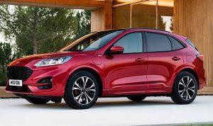 Nova Ford Kuga iz jedne će litre goriva izvlačiti 30% veći doseg!