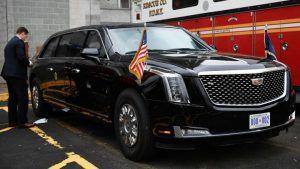 Donald Trump želi provozati svoju limuzinu na Daytoni!
