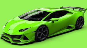 Novi body-kit za Lamborghini Huracan Evo potpisuje Vorsteiner!