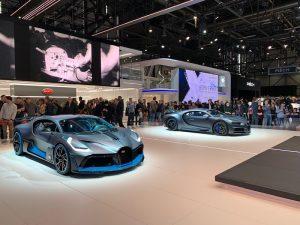 Bugatti je isporučio prvi od ukupno četrdeset primjeraka modela Divo s početnom cijenom od pet milijuna eura