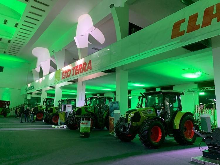 CROAGRO - veliki poljoprivredni sajam strojeva otvorio svoja vrata u Zagrebu!
