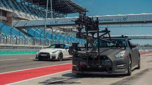 Evo koji automobil po stazi može snimati Nissan GT-R NISMO